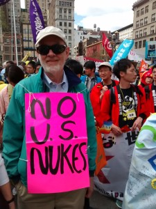 David-Easter-protesting-against-nuclear-war