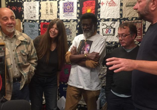 Jazz Sanctuary crew group shot