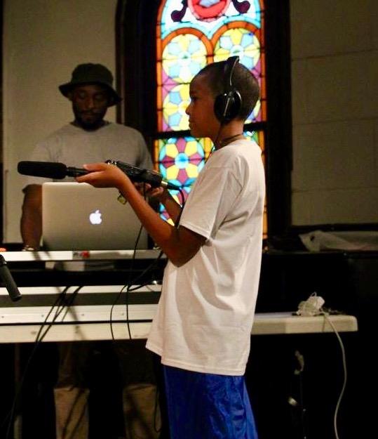 Be the Media! Workshop: Sound Recording