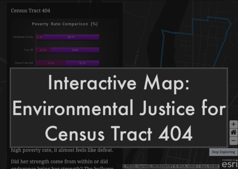 Interactive Map - Census Tract 404