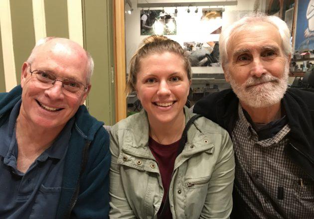 Al Hicks & Kelly Plessas & Peter Savio