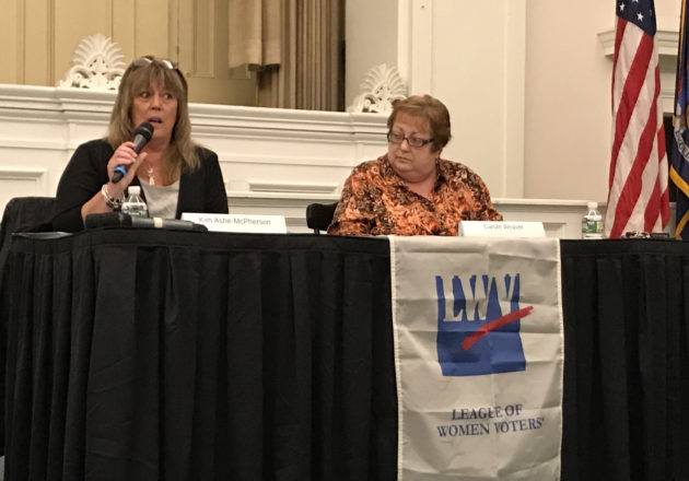 Rensselaer County Legislature Candidates Debate