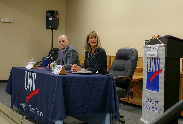 Senate District 43 Candidate Forum