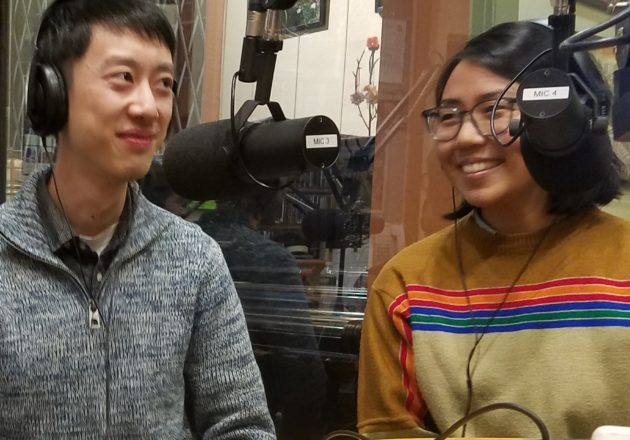 Allen Tan and Gina Kim