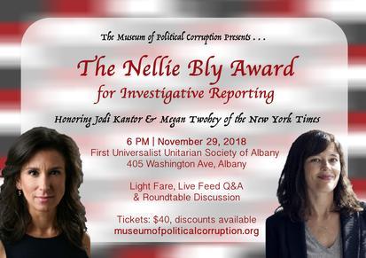Nelly Bly Award