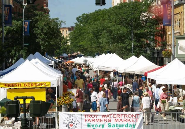 Troy Farmers Market