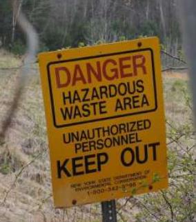 Dewey Loeffel landfill