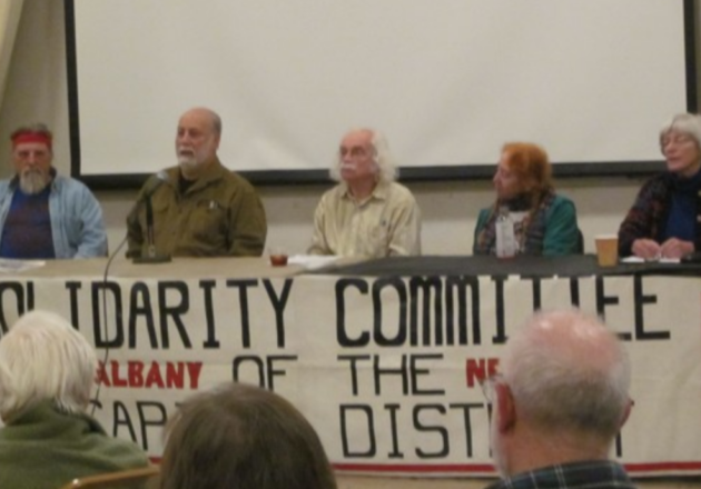 Solidarity Committee 35th Anniversary