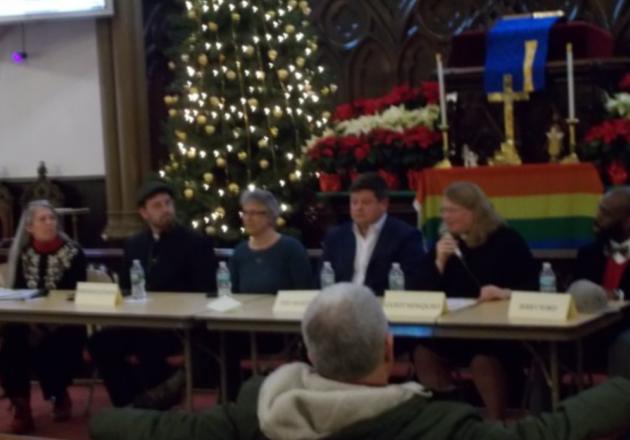 Voices in Troy Sanctuary City Debate
