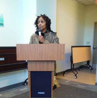 """""""The State of the Community"""" forum on February 9th at the Arbor Hill Public Library."""