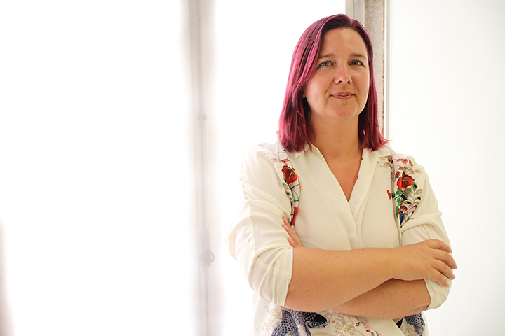 """Nature?"" Lecture with Bioartist Marta De Menezes"