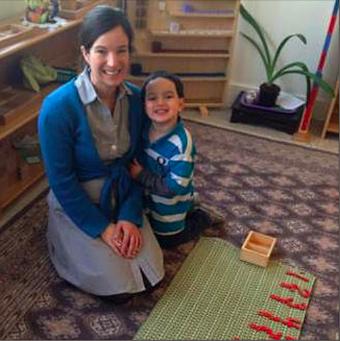 We speak with Diane Nickerson, Founder and Director of Castle Island Bilingual Montessori School.