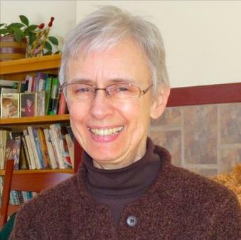 Marcia Hoppie 2019 Woman of Peace Awardee