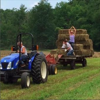 Local shepherdess Emily Vincent explains how farms are feeling the hurt of excessive precipitation.