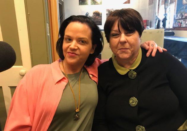 Clare Promise and Rayann Czarnecki