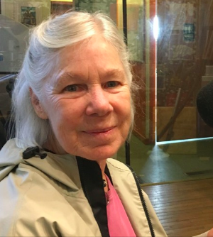 Pat Hynes, director of the Traprock Center for Peace and Justice in western Massachusetts speaks with WOOC about the relationship of militarism to climate change