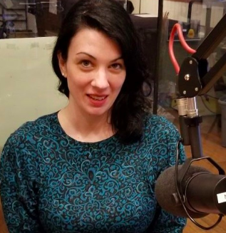 """WOOC is joined by Zhenelle Fish to talk about the upcoming """"Waking Up White"""" seminar."""