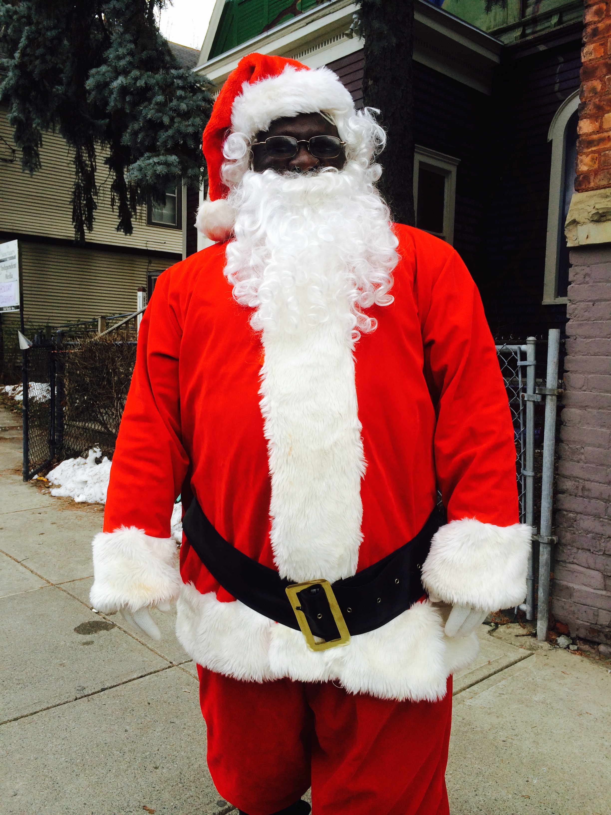 North Central Troy Justice and Peace Holiday Celebration