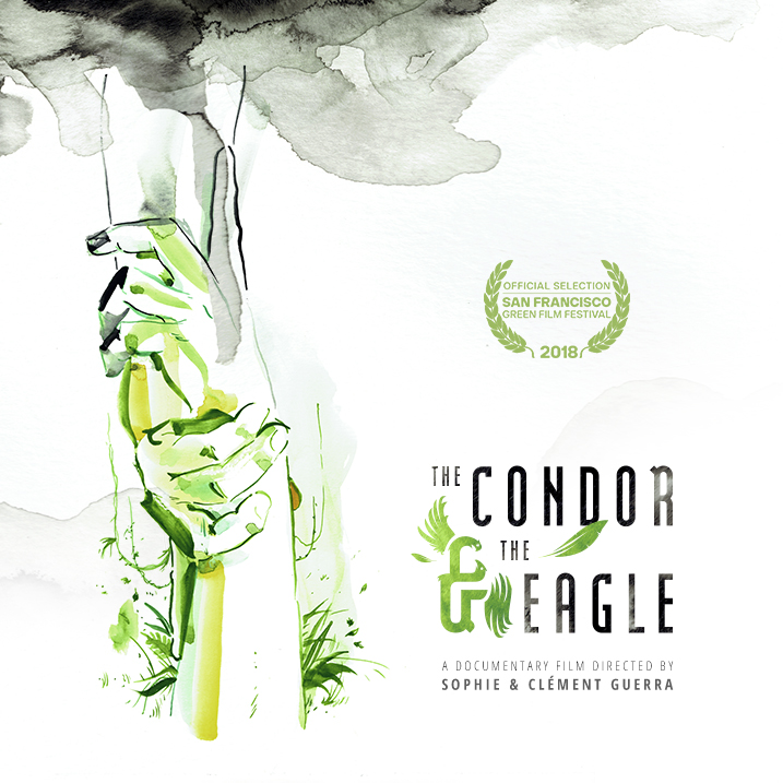 """Online Screening """"The Condor and the Eagle"""" and  Be The Media! workshop """"Indigenous Voices: Media for Organizing"""""""