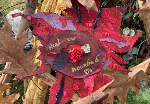Altar_Heal_Our_Wounded_by Nancy Weber