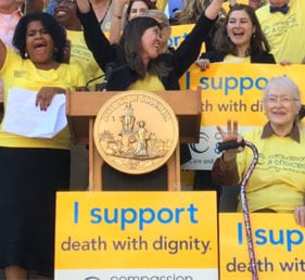 People's Health Sanctuary presents: Dying with Dignity in New York