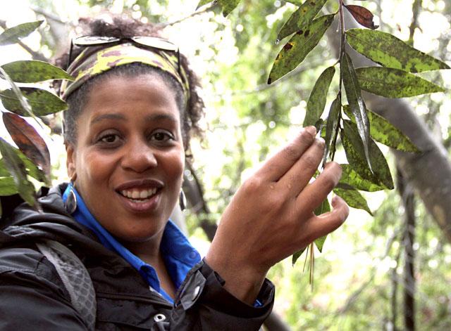 """Rue Mapp, Black History Environmental Justice """"Influencer"""""""
