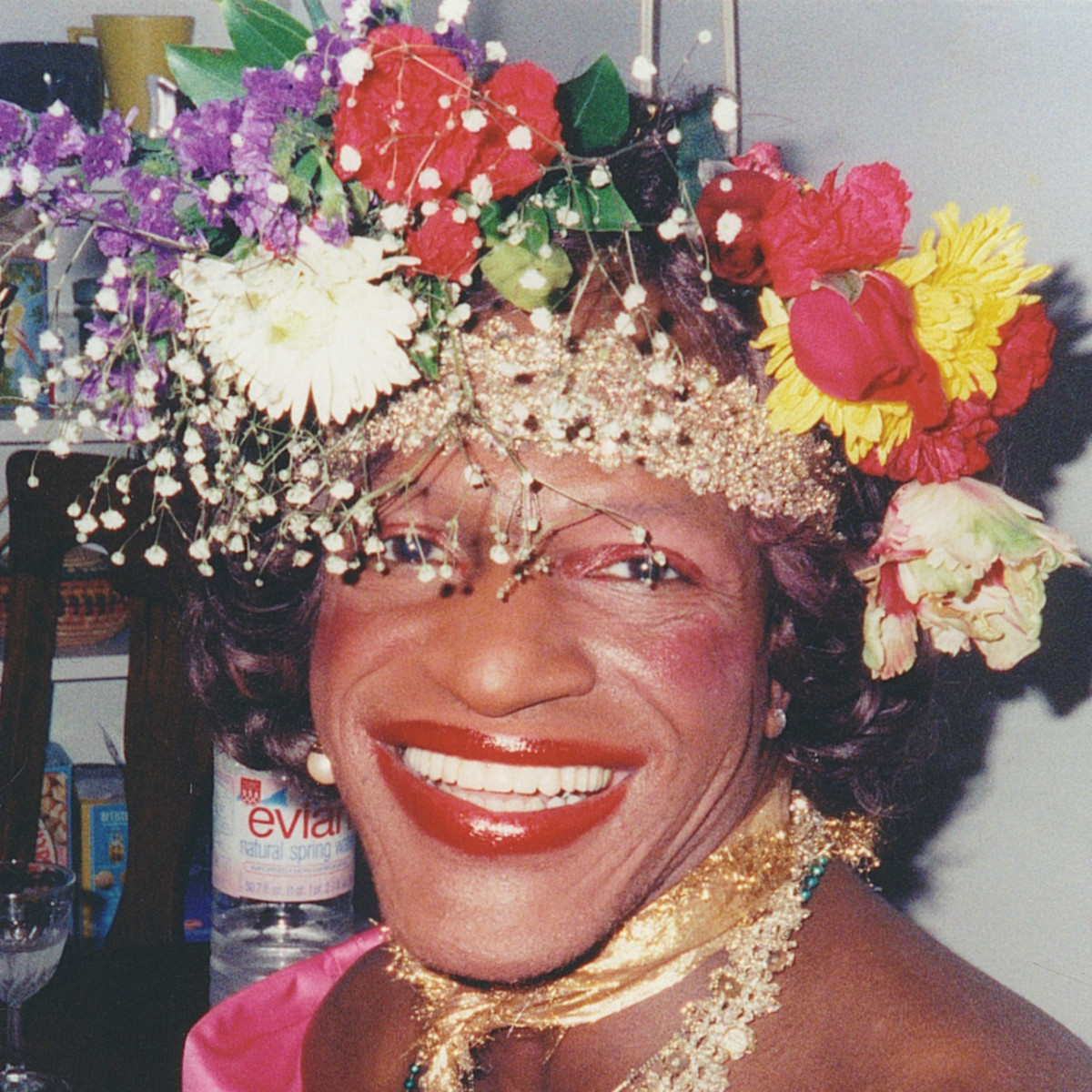 Marsha P. Johnson, Black HIstory LGBTQ Iinfluencer